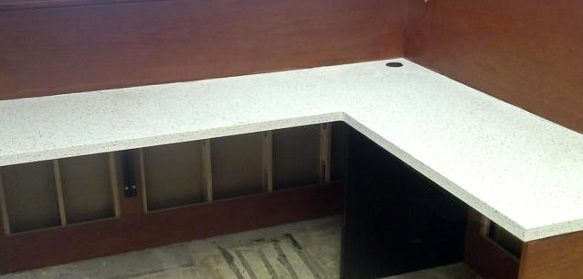 Associated Bank Counter Remodel
