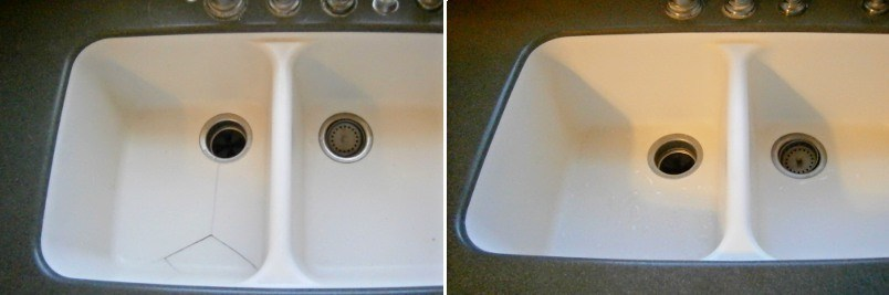 Integrated Sink Replacement
